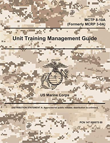 Unit Training Management Guide - MCTP 8-10A (Formerly MCRP 3-0A) (English Edition)