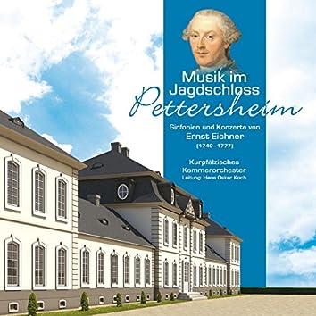 Musik im Jagdschloss Pettersheim - Sinfonien und Konzerte von Ernst Eichner