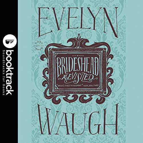 Brideshead Revisited Audiobook By Evelyn Waugh cover art