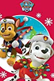"""PAW Patrol: Notebook/Journal for Writing, College Ruled Size 6"""" x 9"""", 110 Pages"""