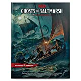 Dungeons & Dragons Ghosts of Saltmarsh Hardcover Book (D&D A - Wizards of the Coast