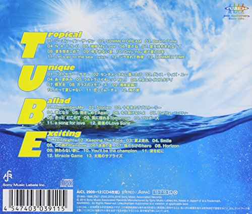 『BEST of TUBEst ~All Time Best~』の1枚目の画像