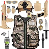 Kids Army Military Combat Soldier Costume...