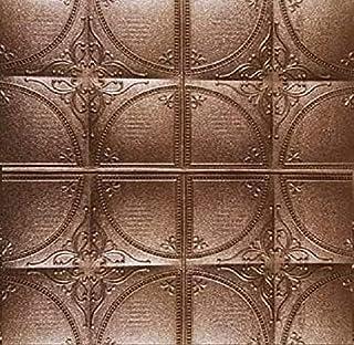 Pack of 5 - Godran 70x70cm Foam 3D Wall Sticker Home Decor Wallpaper Sticker 8mm, Brown