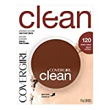 COVERGIRL Clean Pressed Powder, Creamy Natural
