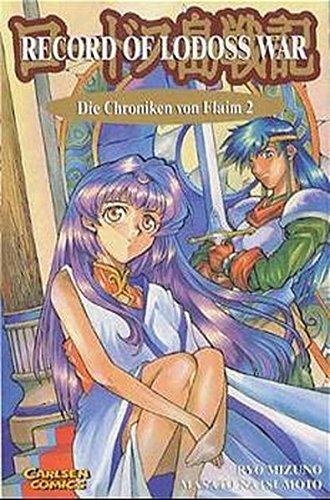 Record of Lodoss War, Die Chroniken von Flaim, Bd.2, Begegnung mit dem Bösen