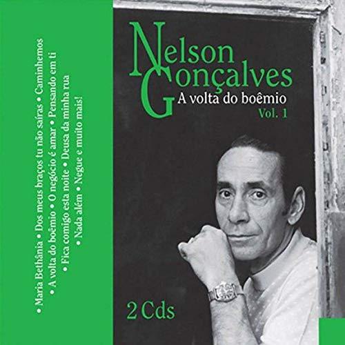 Nelson Gonçalves - A Volta Do Boêmio [CD]