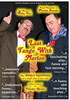 Last Tango With Marlon by Raf Mauro Frank Cavestani