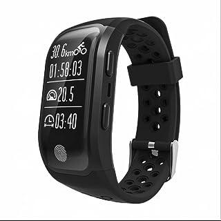 Pulsera Inteligente Calorias,Pulsera de Actividad Fitness Tracker con Fitness Tracker Monitor de Calorías Monitor Cardio Notificación de mensajes para Android y iOS Teléfono
