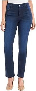 Bandolino Amy Straight Leg Denim Jeans