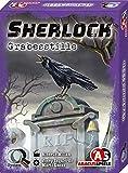 ABACUSSPIELE 48201 - Sherlock – Grabesstille, Kartenspiel
