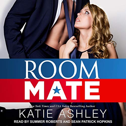 Room Mate audiobook cover art