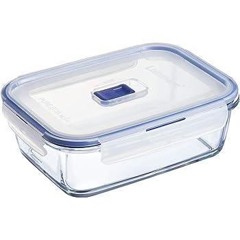 Luminarc 2,9 L Pure Box Active Recipiente HERMETICO Rectangular ...
