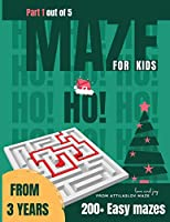 Easy Maze for Kids from 3 years - Part1