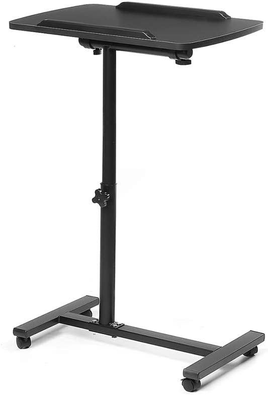 Mobile Laptop outlet Desk Cart Tray Stand OFFicial shop Table Computer Portable Mul