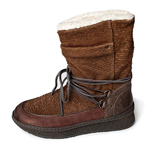 OTBT Women's Slope Cold Weather Boots - Acorn - 8 M US