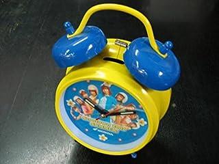 クリスマス モー娘。 2001 卓上 置き時計 アンティーク レトロ モーニング娘。めざまし時計 ビンテージ 珍品 プレゼント