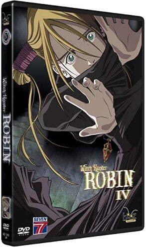 Witch Hunter Robin-Vol. 4