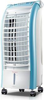 JD Humidificación, purificación y filtración de una Sola Pieza, Tanque de Agua Grande, Pantalla táctil Inteligente, Ventilador de Aire móvil doméstico refrigerado por Agua Fans