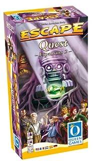 Queen Games 61025 - Escape Erweiterung 2: Quest, Brettspiel (B00B5DWT9G) | Amazon price tracker / tracking, Amazon price history charts, Amazon price watches, Amazon price drop alerts