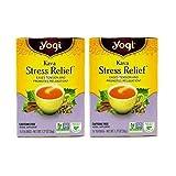 Yogi Tea - Kava Stress Relief - 16 Per Box - (2 Pack)