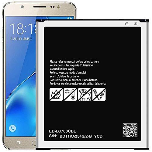 for Samsung Galaxy J7 SM-J700 Replacement Battery EB-BJ700CBE EB-BJ700BBU EB-BJ700CBC