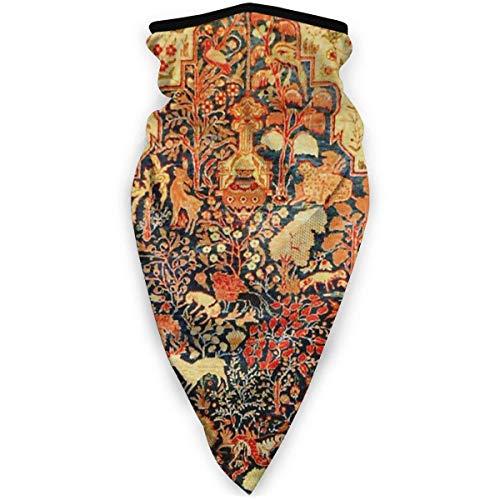 Lawenp Alfombra de seda turca antigua, cojín, pañuelo unisex, bufanda para la...