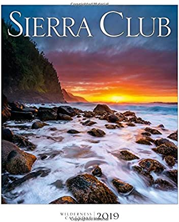 Sierra Club Wilderness 2019 Calendar