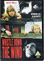 Whistle Down The Wind DVD Hayley Mills