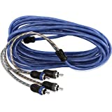 NVX 5 Meters 2-Channel V-Series Car Audio RCA Interconnect Cable - 16.40 feet [XIV25]