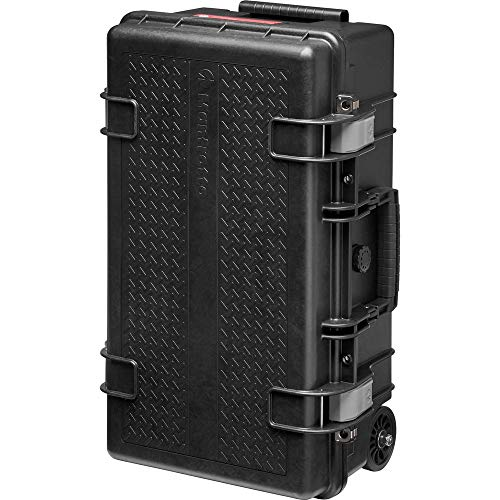 Manfrotto Prolight Reloader Tough-55 LowLid Carry-On Camera Roller Bag