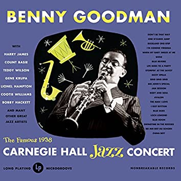 Live At Carnegie Hall-1938 Complete