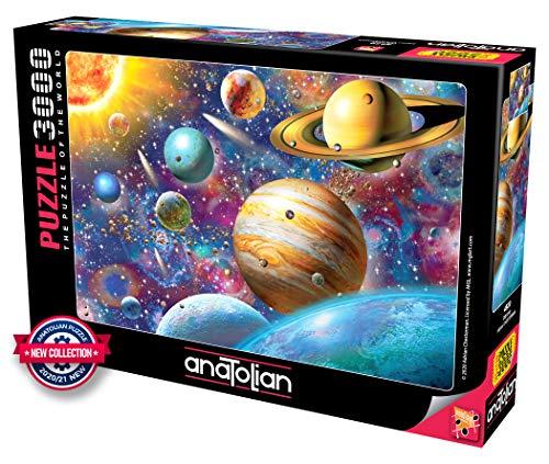 Anatolian Puzzle 3000 Teile - Odyssey - Puzzle Größe 120cmx85cm (H)