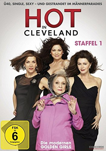 Hot in Cleveland - Staffel 1 [2 DVDs]
