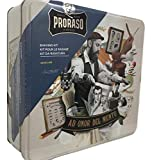 Proraso Shaving Kit Azur Lime-Serie, 3-teilig Rasurpflege Set, Pre-Shave-Creme, Rasiercreme und After-Shave, 1.097 kg