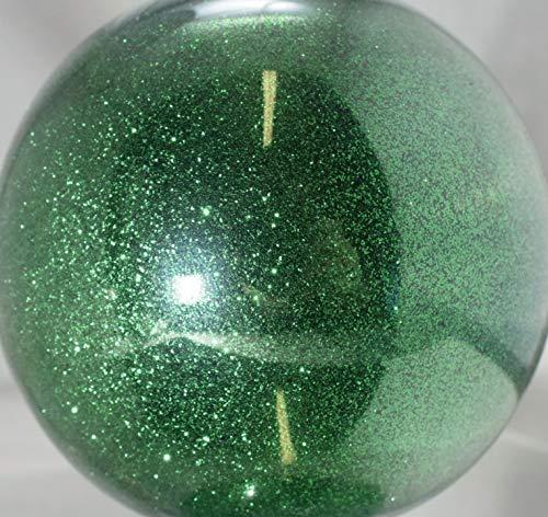 Vintage Paint Emerald Green Metal Flake Glitter .008 0.008 Hex (6 Ounce)