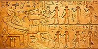 AOFOTO 20x10フィート エジプト文化 ピラミッド 背景 エジプト背景 ビニール