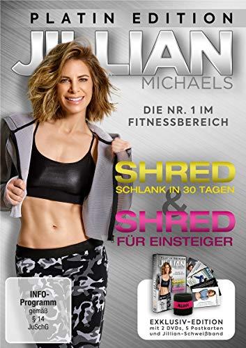 Jillian Michaels Platin Edition mit