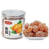Sweet Icing Sugar Kumquat 200g (7.05oz), Candied Kumquat, Dried Prunes, Kumquat Fruit, Dried fruit, Candied fruit, Chinese Traditional Snack