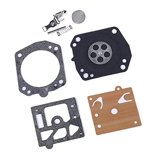 De Galen Recambios del diafragma de la reparación del carburador de los tratamientos de carburador para la motosierra Jonsered 2065 2071 2165 2171 piezas