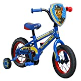 Paw Patrol Kids Bike, 12-Inch, Chase Blue, One Size