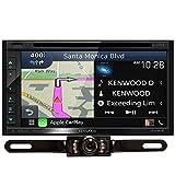 Kenwood eXcelon DNX697S 6.8' DVD Navigation Recevier & License Plate Cam