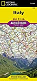 Italy (National Geographic Adventure Map (3304))