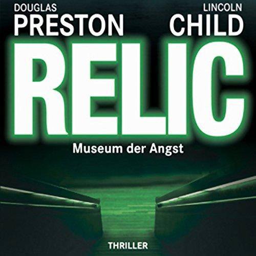 Relic: Museum der Angst Titelbild