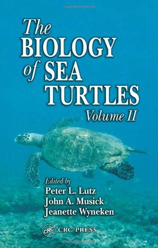 Biology of Sea Turtles, Vol. 2