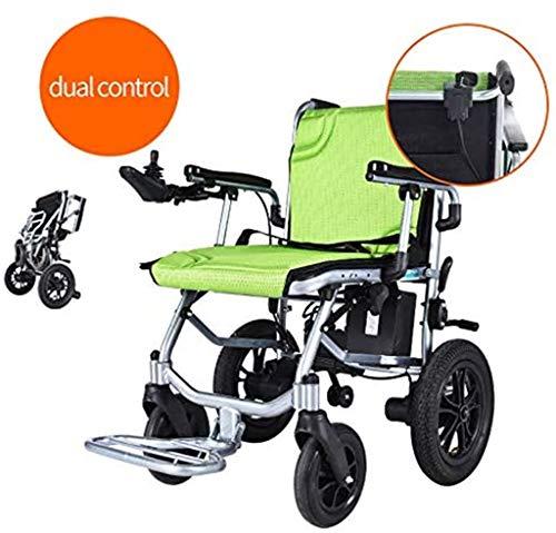 Elektrorollstuhl Elektrische Treppensteigen Rollstuhl, Leichtklapp Carry Elektro-Rollstuhl, leistungsfähiger Dual-Motor, ältere Treppen Assist-Stuhl (Tragkraft: 220lbs) Bequemes und sicheres Reisen