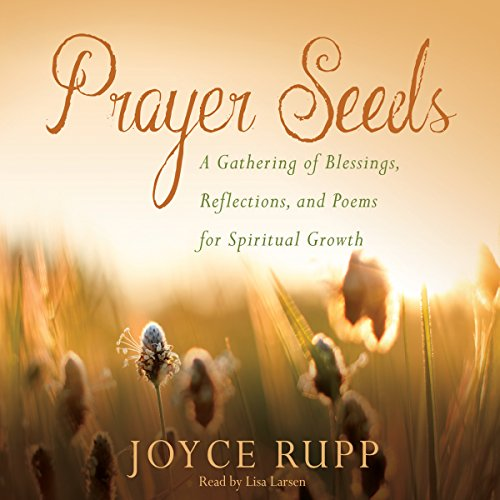 Prayer Seeds audiobook cover art