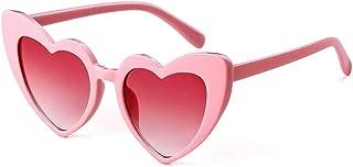 Clout Goggle Heart Sunglasses Retro Vintage Cat Eye Mod Style Kurt Cobain Glasses