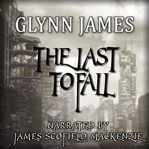 The Last to Fall audiobook cover art