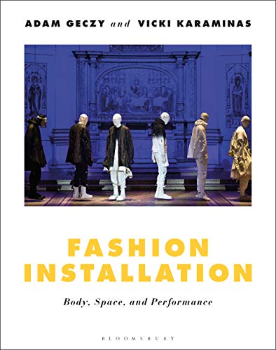 Book's Cover of Fashion Installation: Body, Space, and Performance (English Edition) Versión Kindle